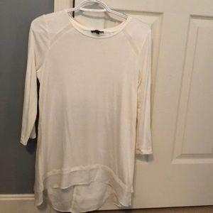 NWOT the Limited split back shirt